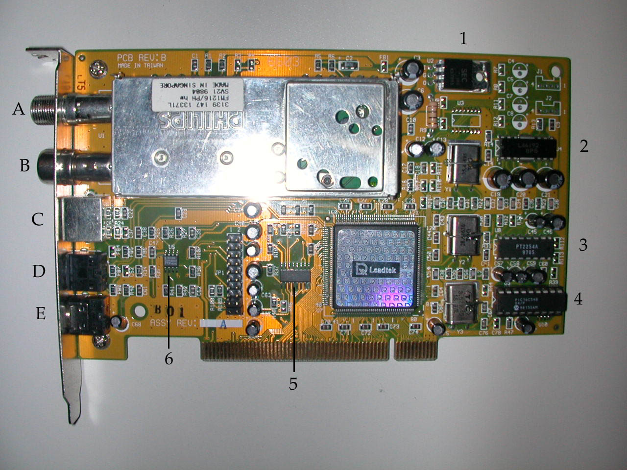 BROOKTREE BT848A DRIVERS